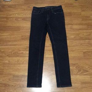 Old Navy Dark Blue Skinny Jeans